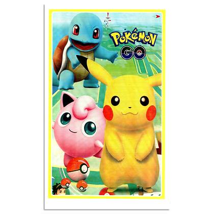 Bolsa de dulces pokemon  c/25 pzas