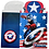 Thumbnail: Caja Capitan america c/10 pzas