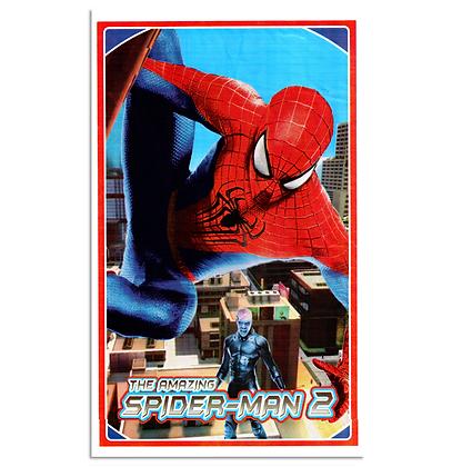 Bolsa de dulces spiderman c/25 pzas