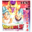 Thumbnail: Invitacion Dragon ball c/10 pzas