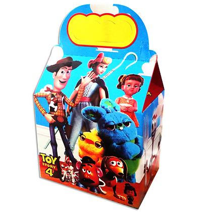 Caja toy story c/10 pzas