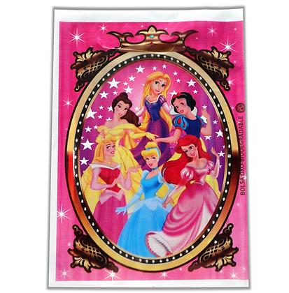 Bolsa de dulces de princesas c/25 pzas