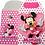 Thumbnail: Caja minnie rosa c/10 pzas