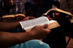 MyHEBC hands bible images