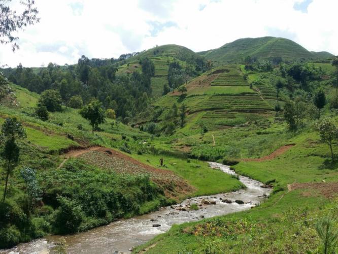 Nyirahindwe - The Nyirahindwe river