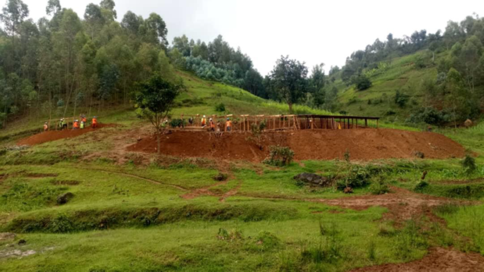 Nyirahindwe - Construction site