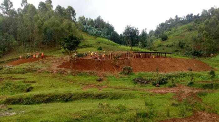 Nyirahindwe - Construction site
