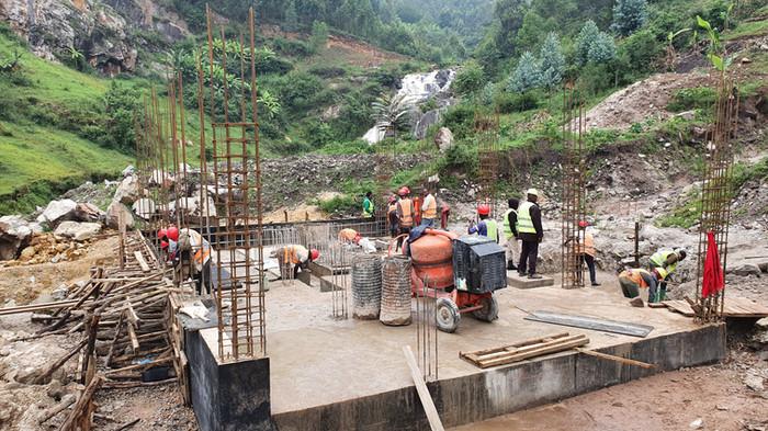 Kavumu - Powerhouse construction