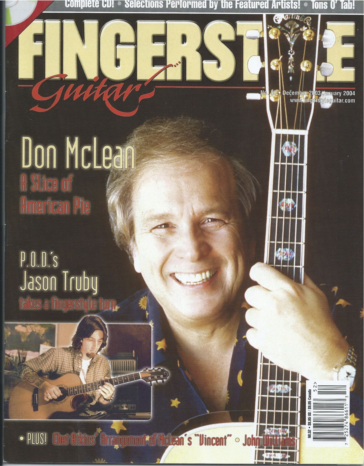 cover of fingerstyle