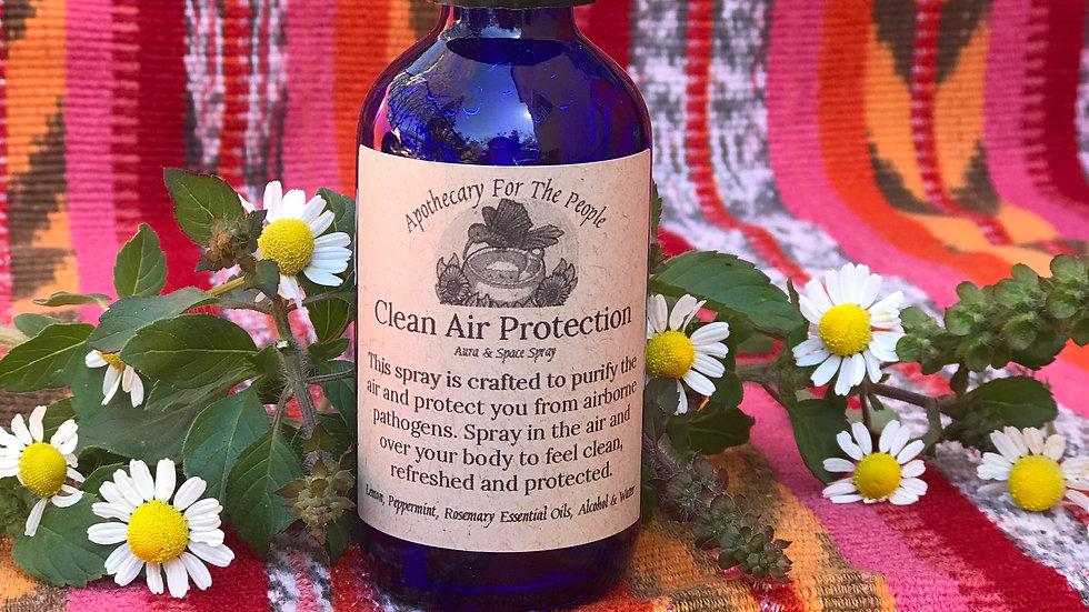 Clean Air ProtectionSpace & Aura Spray