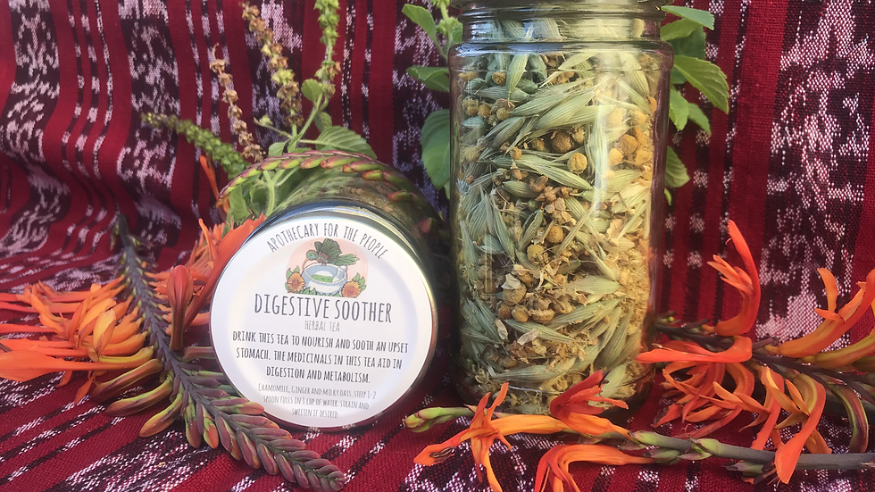 Digestive Soother Herbal Tea