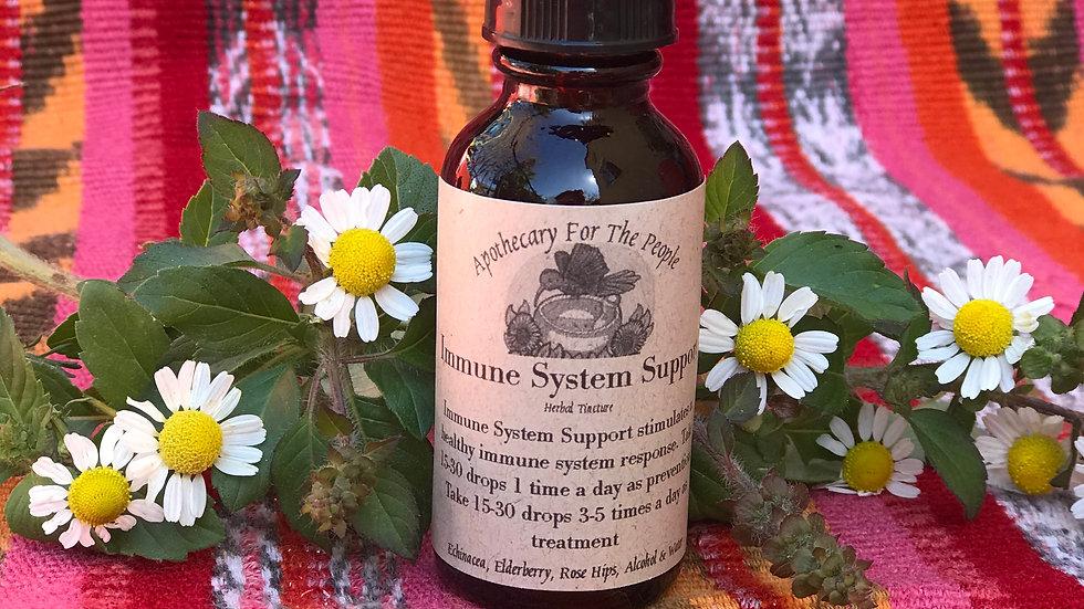 Immune System Support Tincture