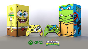 Win een hele coole Nickelodeon Xbox Series X console!