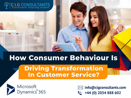 How Consumer Behaviour Is Driving Transformation In Customer Service?