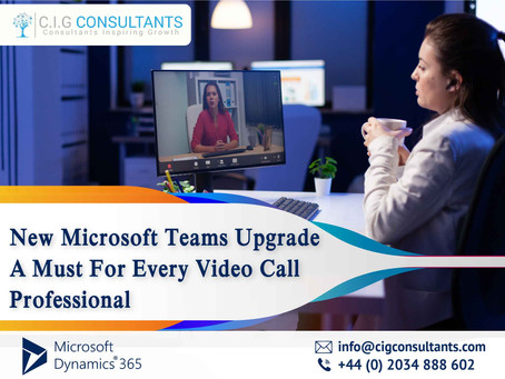New Microsoft Teams Upgrade A Must For Every Video Call Professional