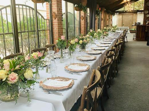 Event in The Garden Room