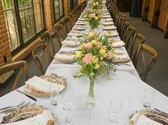 Event in the Garden Room