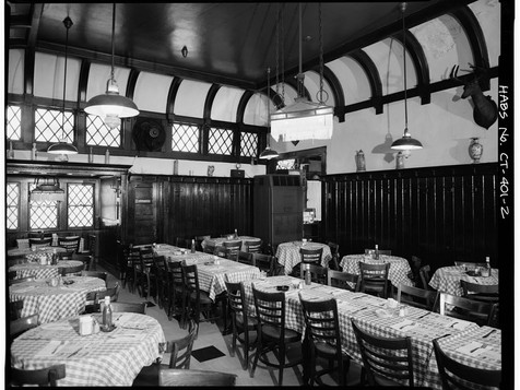 The Dinning Room, Harrison Alley