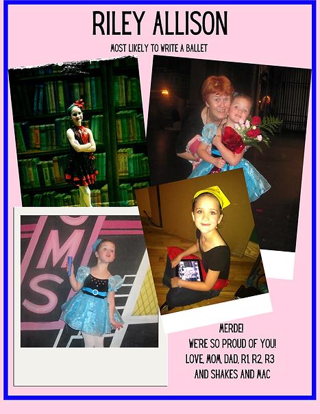 Melva Smith School of Dance Yearbook 202