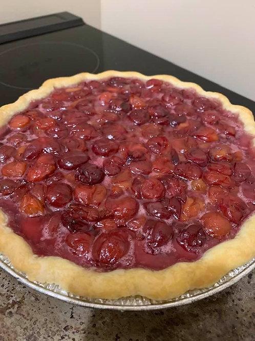 Cherry Pie (Gluten Free)