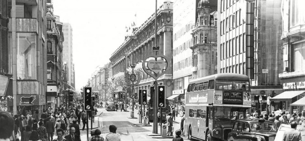 Oxford Street, London, 20th Century