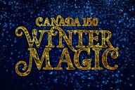 Canada 150 Winter Magic