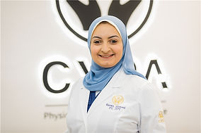 Sarah Ahmed   Physical Therapist   Chung Ying Physical Therapy & Acupuncture