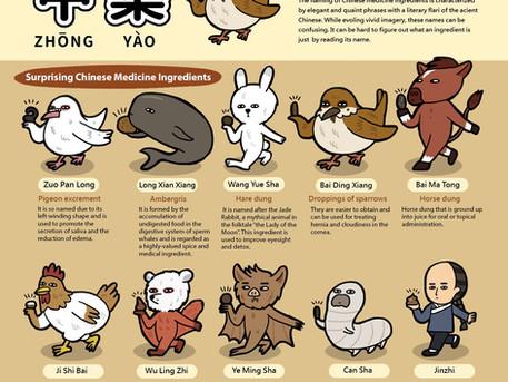 10 Seconds Class- Chinese Medicine