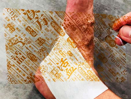 A Guide to Medicated Plasters in Western and Traditional Chinese Medicine