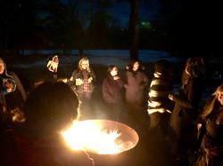 outdoor bonfires