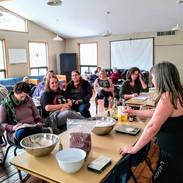 Charlene-Rose Bath Salts workshop
