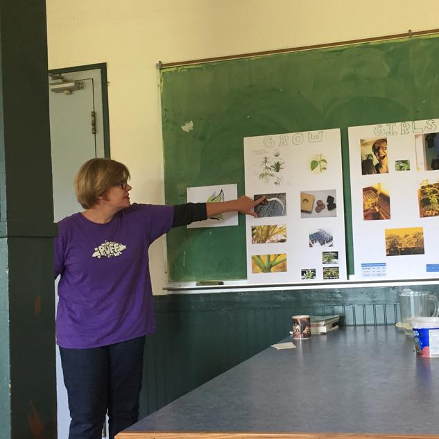 Seed Planting workshop