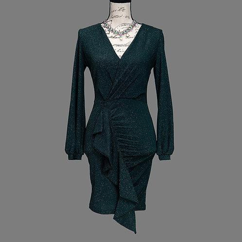 0436 WINTER CBR DRESS