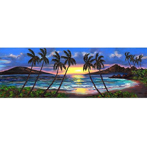 Lanai Molokai View