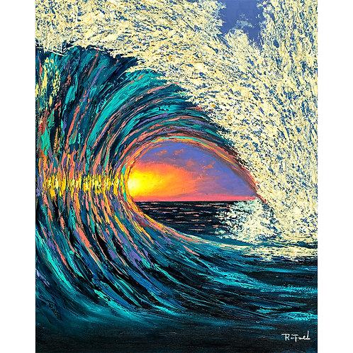 Sunset Wave #3