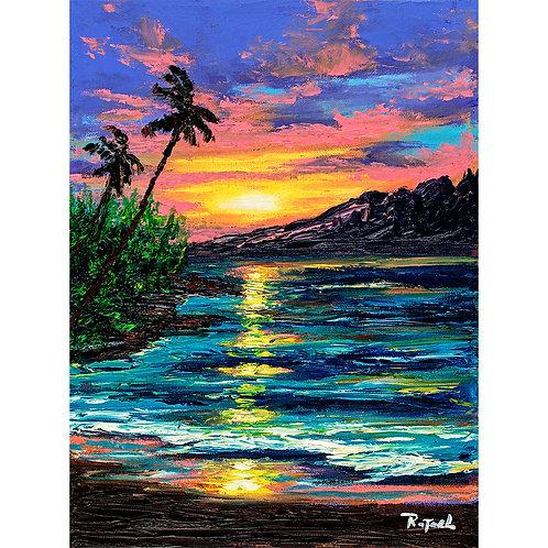 Kaanapali Shores Sundown