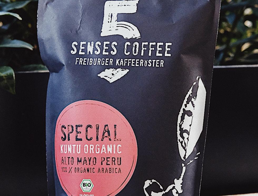 5 Senses Special Kuntu Organic (Espresso)