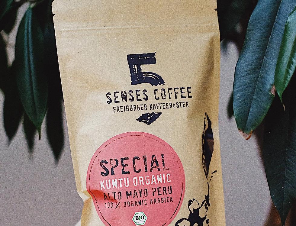 5 Senses Special Kuntu Organic (Filter)
