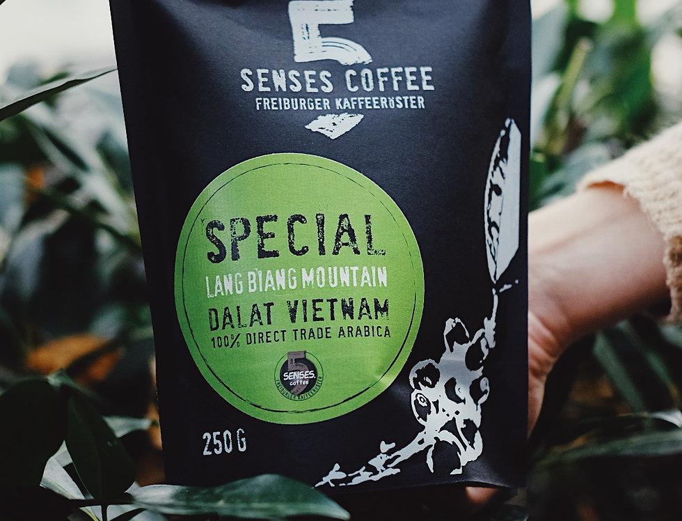 5 Senses Special Lang Biang Mountain Vietnam
