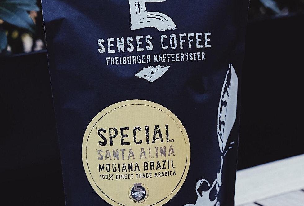 5 Senses Special Santa Alina Brazil (Espresso)