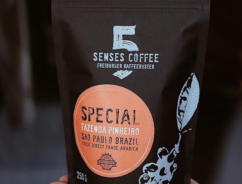 5 Senses Special Fazenda Pinheiro Brazil