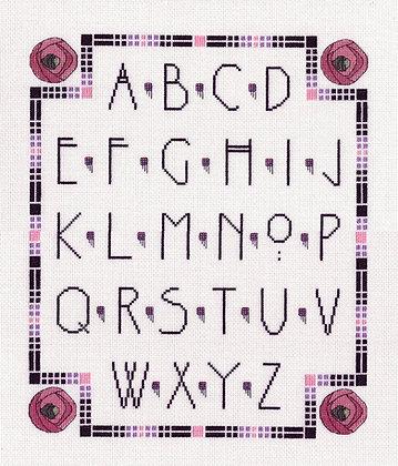 Macintosh Alphabet