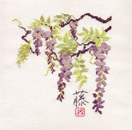 Wisteria: chart only