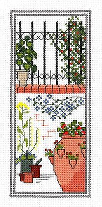 Town Garden - Railings
