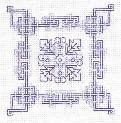 Blackwork Minis - Celtic Knot
