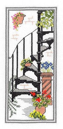 Town Garden - Staircase