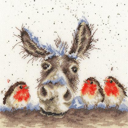 Christmas Donkey