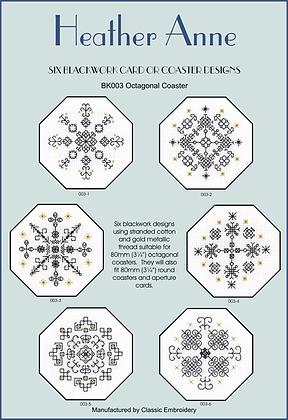 Octagonal Coasters