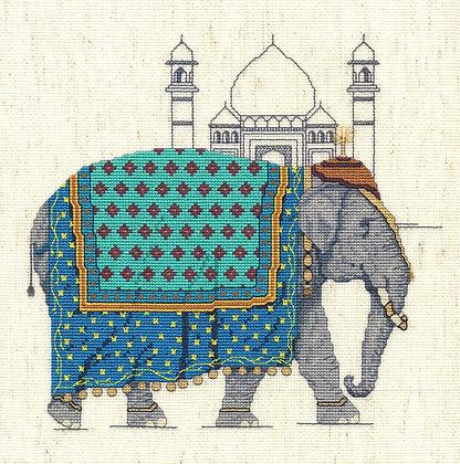 Ceremonial Elephant