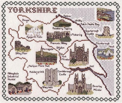 Yorkshire & the Three Ridings